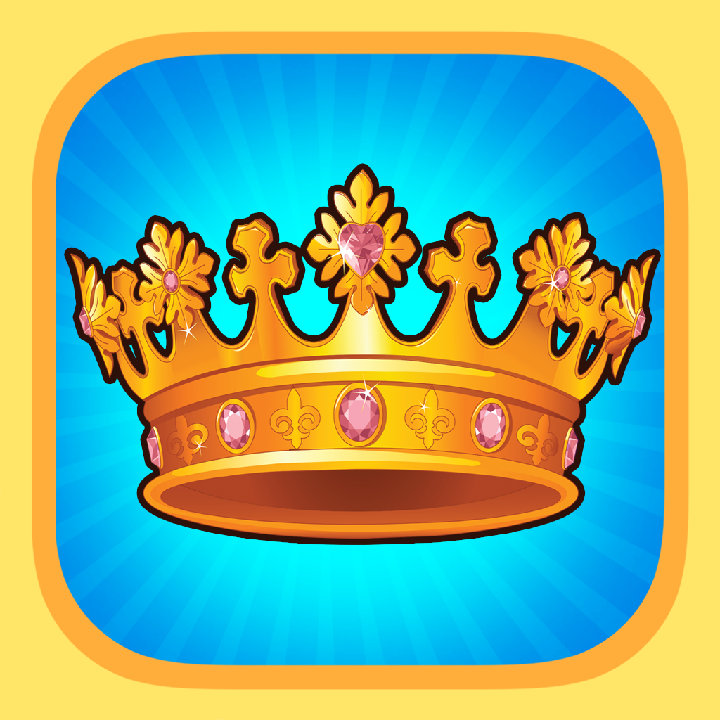 A Royal Crown Jewel Bubble Popper FREE - Fun Puzzle Match Blast