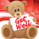 Get Well Cards. Send get well soon greetings card and custom get well ecards with text and voice mes